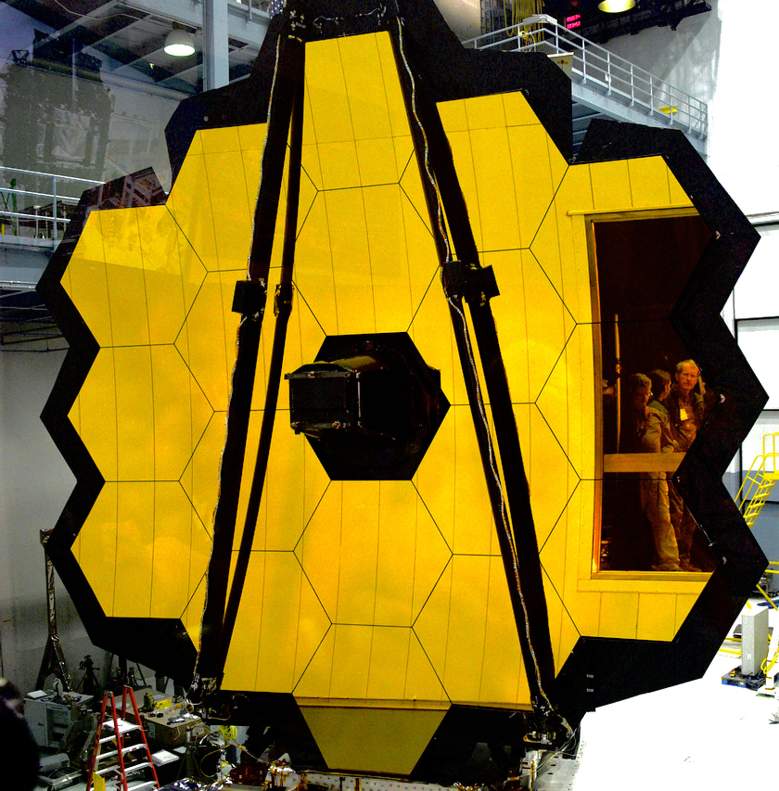 James webb space telescope launch date in Perth