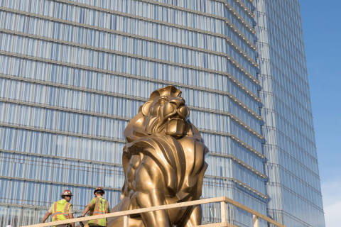 MGM International CEO touts benefits of new National Harbor resort