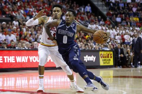 Basketball around the Beltway: Hoyas on road to redemption