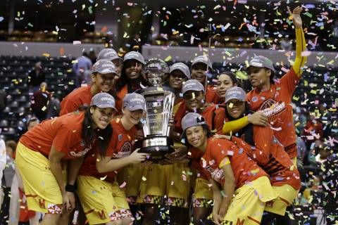 Basketball around the Beltway: Maryland women look for another winning blend