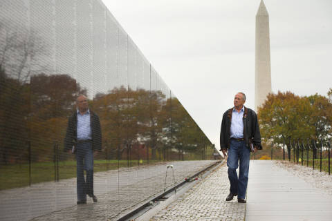 As war against terror continues, vets seek National Mall memorial
