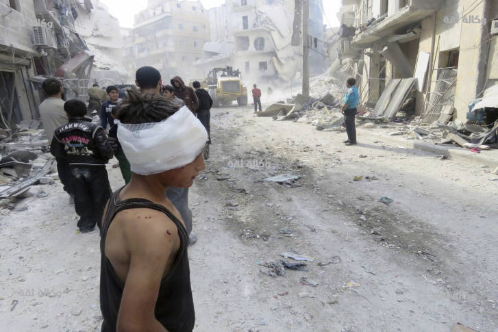 All hospitals in eastern Aleppo out of action -health directorate