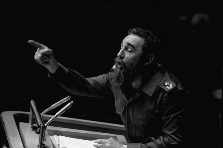Fidel Castro, Cuba's revolutionary leader, dies at the age of 90
