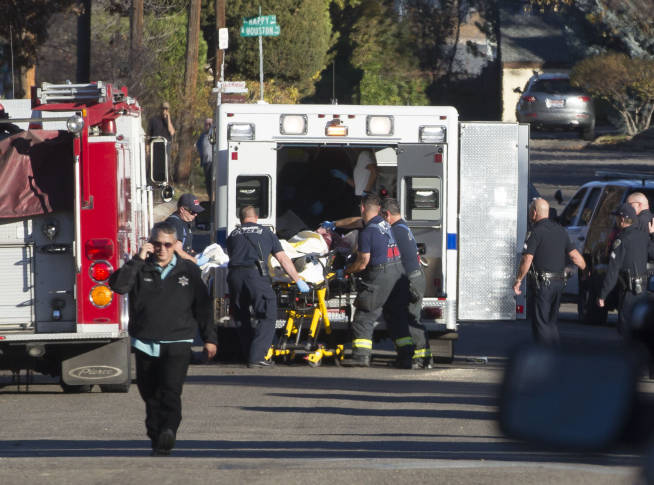 Boise Officers, 1 Suspect Hospitalized After Shooting