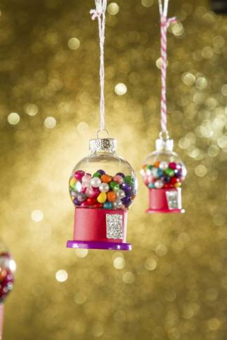 Glass Ball Ornaments Decorate Classy Feeling Crafty Holiday Diy Ideas For The Whole Family  Wtop Decorating Inspiration