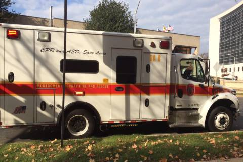 Md. hospitals alert first responders to take patients elsewhere as some ambulance calls triple