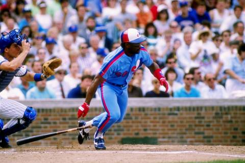 Baseball Hall of Fame urged to induct speedy Expos great Tim Raines
