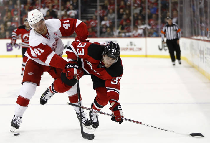 Mike Green scores in OT, Red Wings beat Devils 5-4