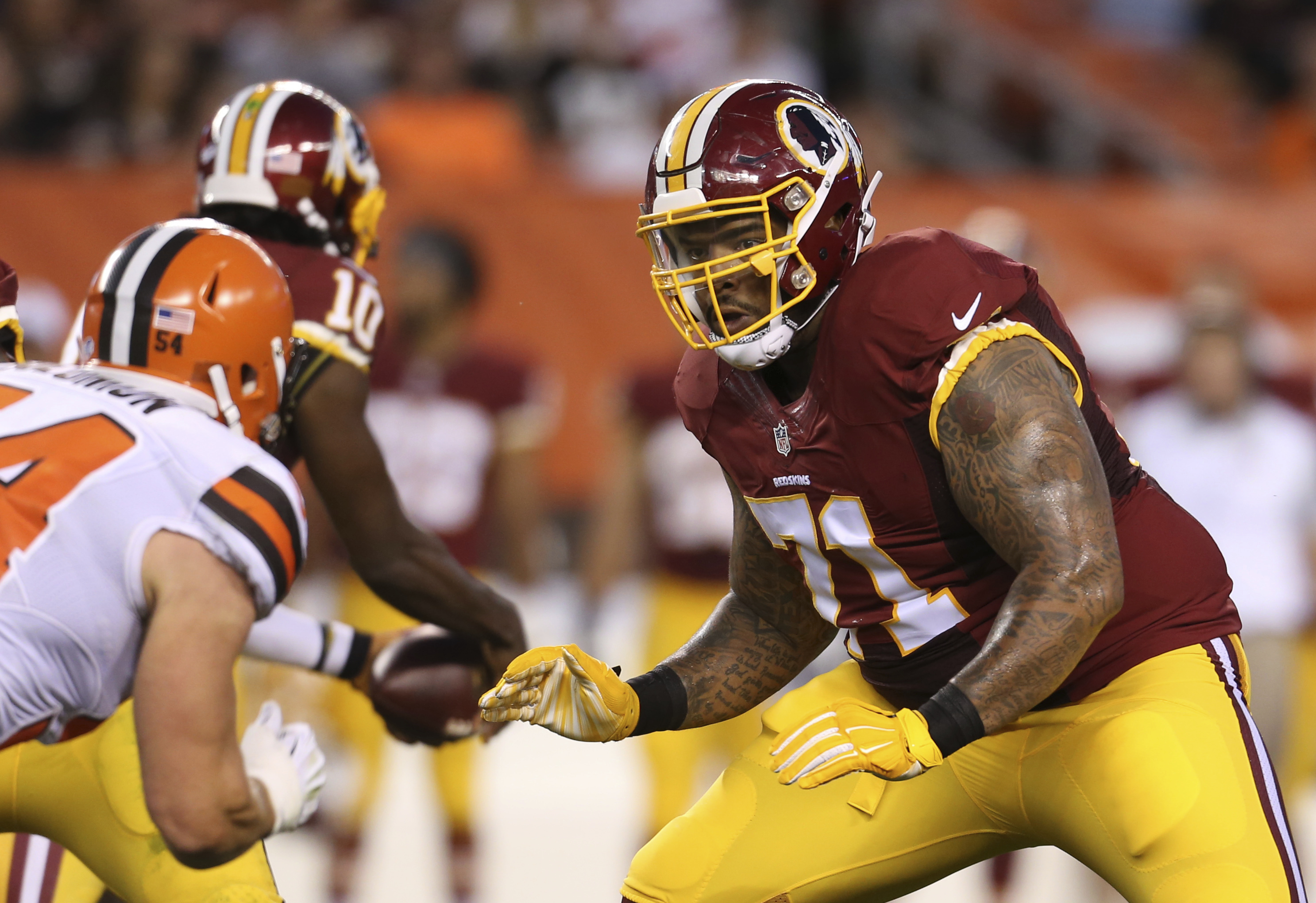 Williams suspension could have domino effect on Redskins