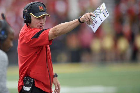Column: DJ Durkin is out at Maryland, but nothing is fixed