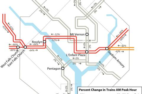 Orange, Silver Line surge will greet returning commuters