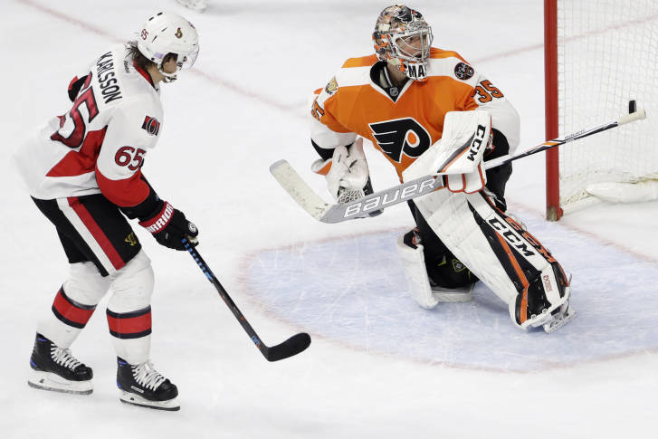 Schenn scores in 3rd, Flyers beat Wild 3-2