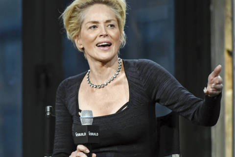 Bumble dating app blocked Sharon Stone after users thought her profile was fake