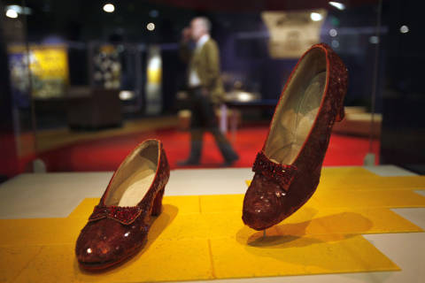 Last day to see Smithsonian's ruby slippers coming soon