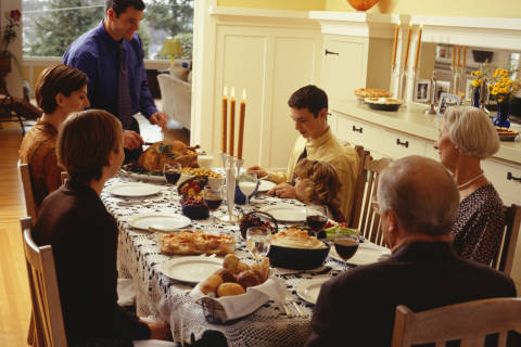 Facing post-election Thanksgiving stress? Tips for peaceful family gatherings