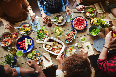The first-timer's guide to throwing frugal dinner parties