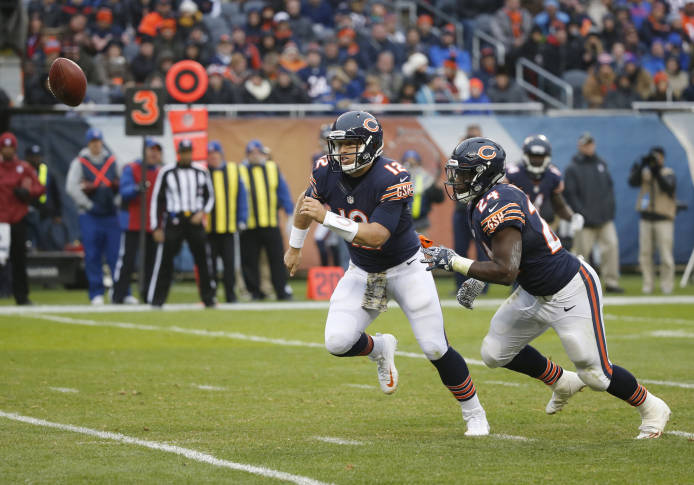 Bears QB Jay Cutler to have season-ending shoulder surgery