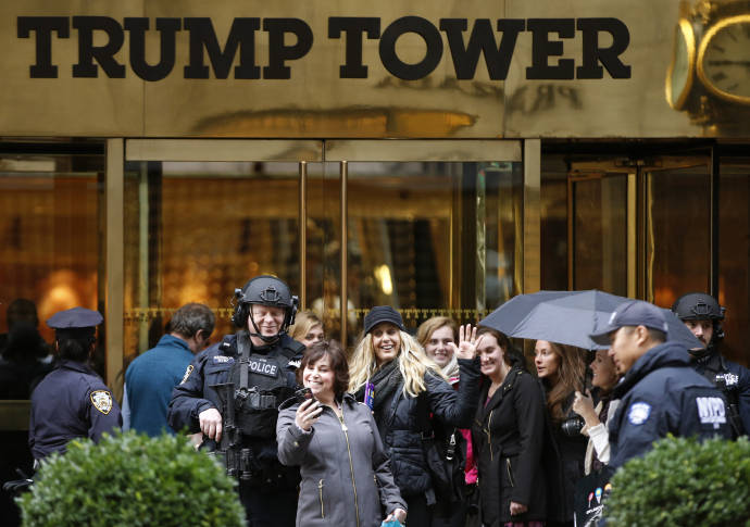 Trump Tower Meeting Photos: Who's Gone in the Famous Elevators?