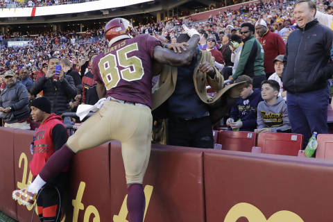 Dave's Take: Redskins don't do it the easy way, but they do it
