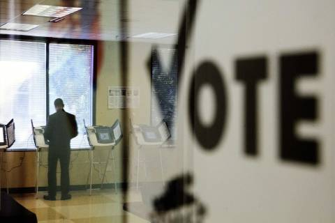 Column: Stop talking, stop posting, stop tweeting – go vote