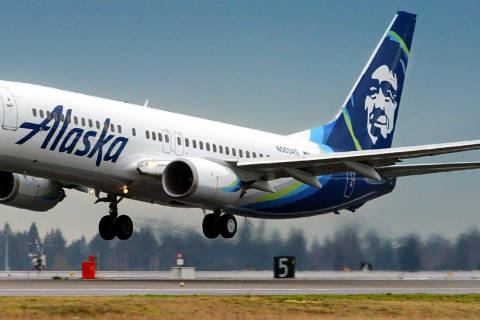 Alaska Airlines adds nonstop flights from DC to Calif.