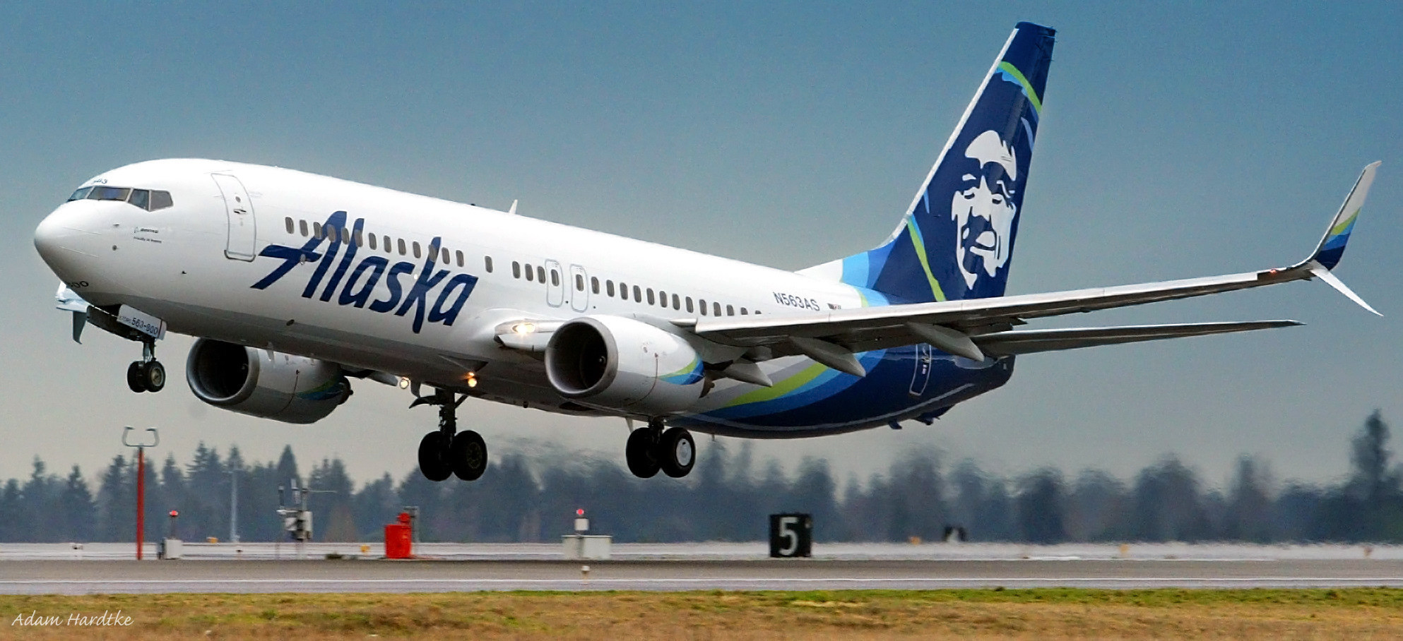 Alaska Airlines Adds Nonstop Flights From Dc To Calif Wtop