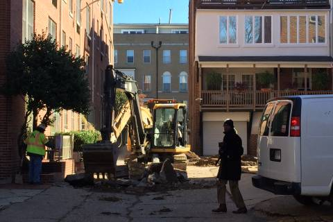 Rats be gone: More DC alleys to get makeover