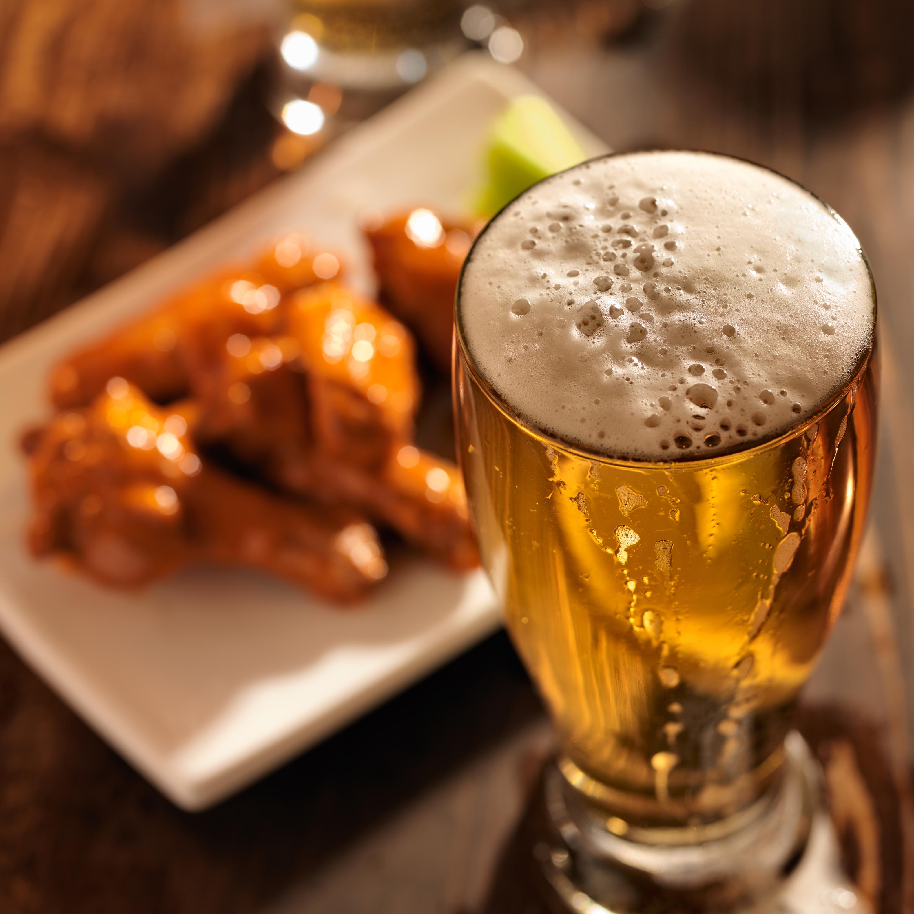 bar food menu bars beer snacks wings night chicken wtop plate barfood