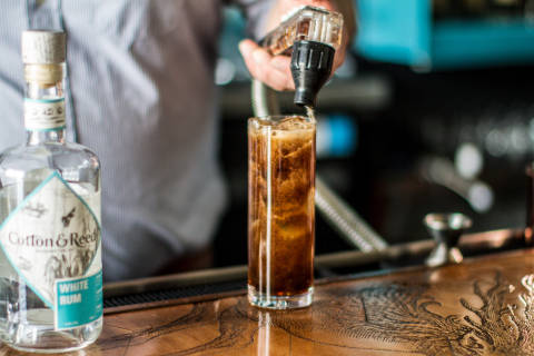 From NASA to Northeast distillery: Friends 'Cotton & Reed' bring rum to DC