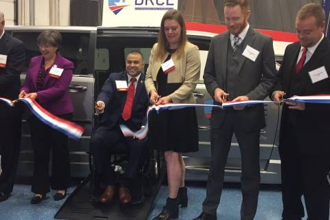 New business in Chantilly helps drivers with disabilities