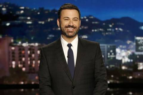 """More kids, more crying: Jimmy Kimmel presents the latest """"I told my kids my kids I ate all their Halloween candy"""" video"""