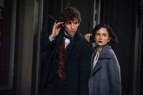 'Fantastic Beasts': Chaotic, but imaginative fun for Potter fans