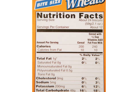 Healthy or natural? Decoding food labels