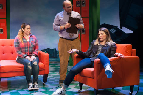 'Freaky Friday' musical makes world premiere at Signature