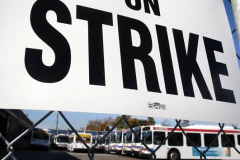 Court denies injunction to end Philly transit strike before Election Day
