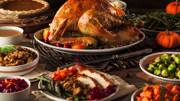 Most Thanksgiving expenses more affordable than years past
