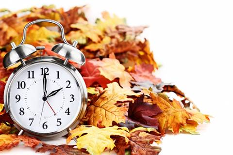 How end of daylight saving time can affect health