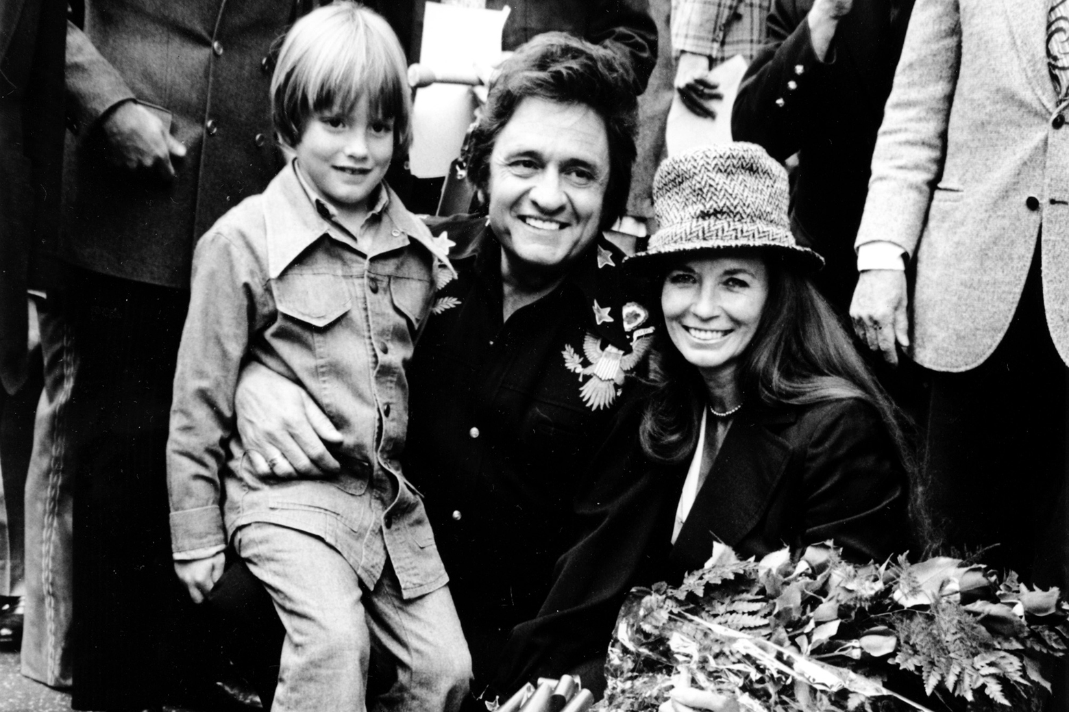 Son of Johnny Cash, June Carter publishes book of father's ...