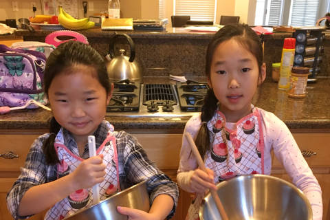 Kids' top turkey-cooking tips: Remove feathers, add cheese