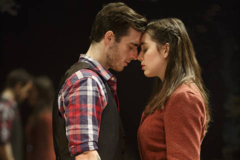 'Once' brings busker romance to National Theatre this weekend