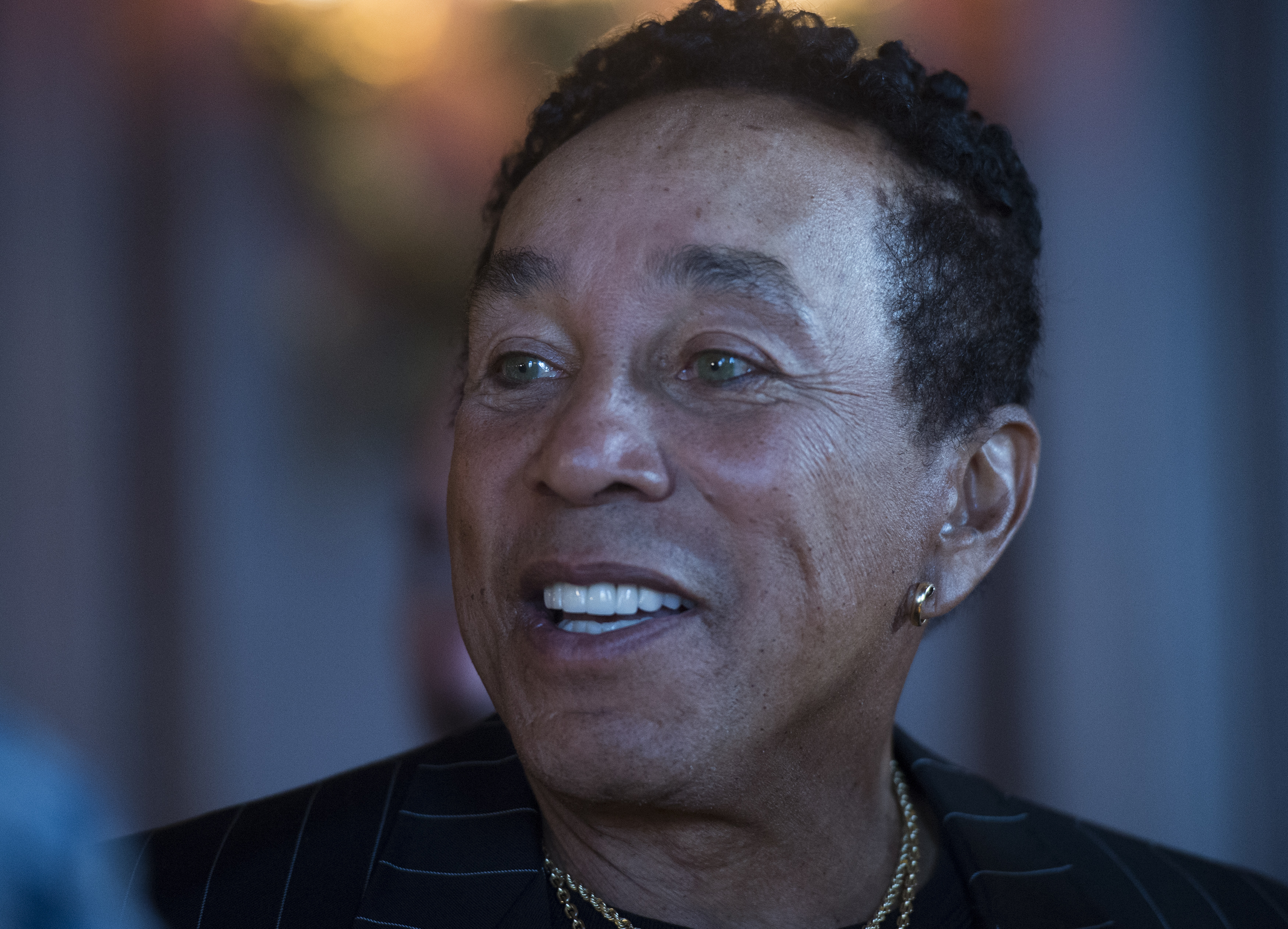 Smokey Robinson receives Gershwin Prize for Popular Song