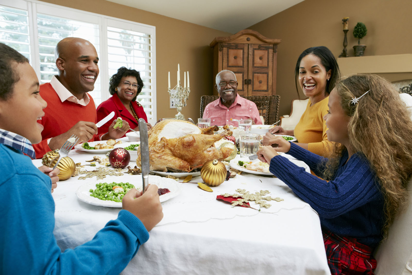 Talk Turkey And Family Health History On Thanksgiving