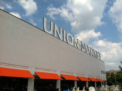 Union Market gets West Elm pop-up for the holidays