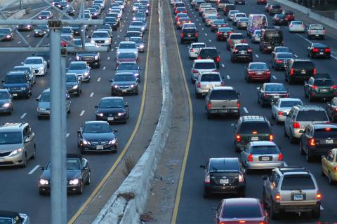 Living near heavy traffic raises risk of dementia, study says