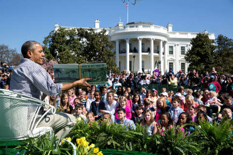 Images from Obama presidency: Around the White House
