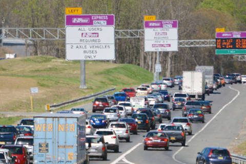 Extension plan for I-95 express lanes up for vote