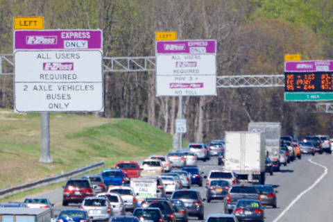 Your chance to weigh in on 95 Express Lanes extension