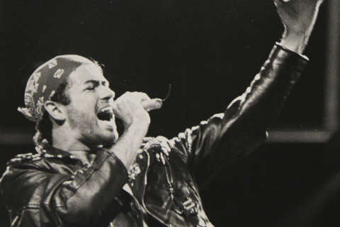 930 Club owner recalls thrill of booking George Michael's first US show