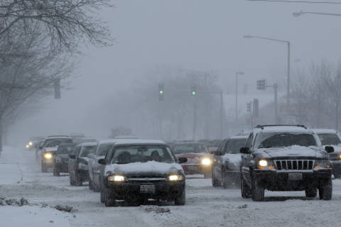 As temperatures drop, make sure to winterize your vehicle