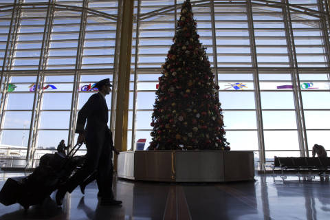DC airports among worst for Christmas travel